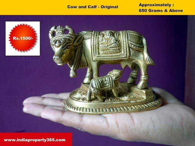 Cow and Calf Idol