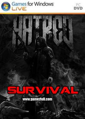 Hatred Survival PC [Full] Español [MEGA]