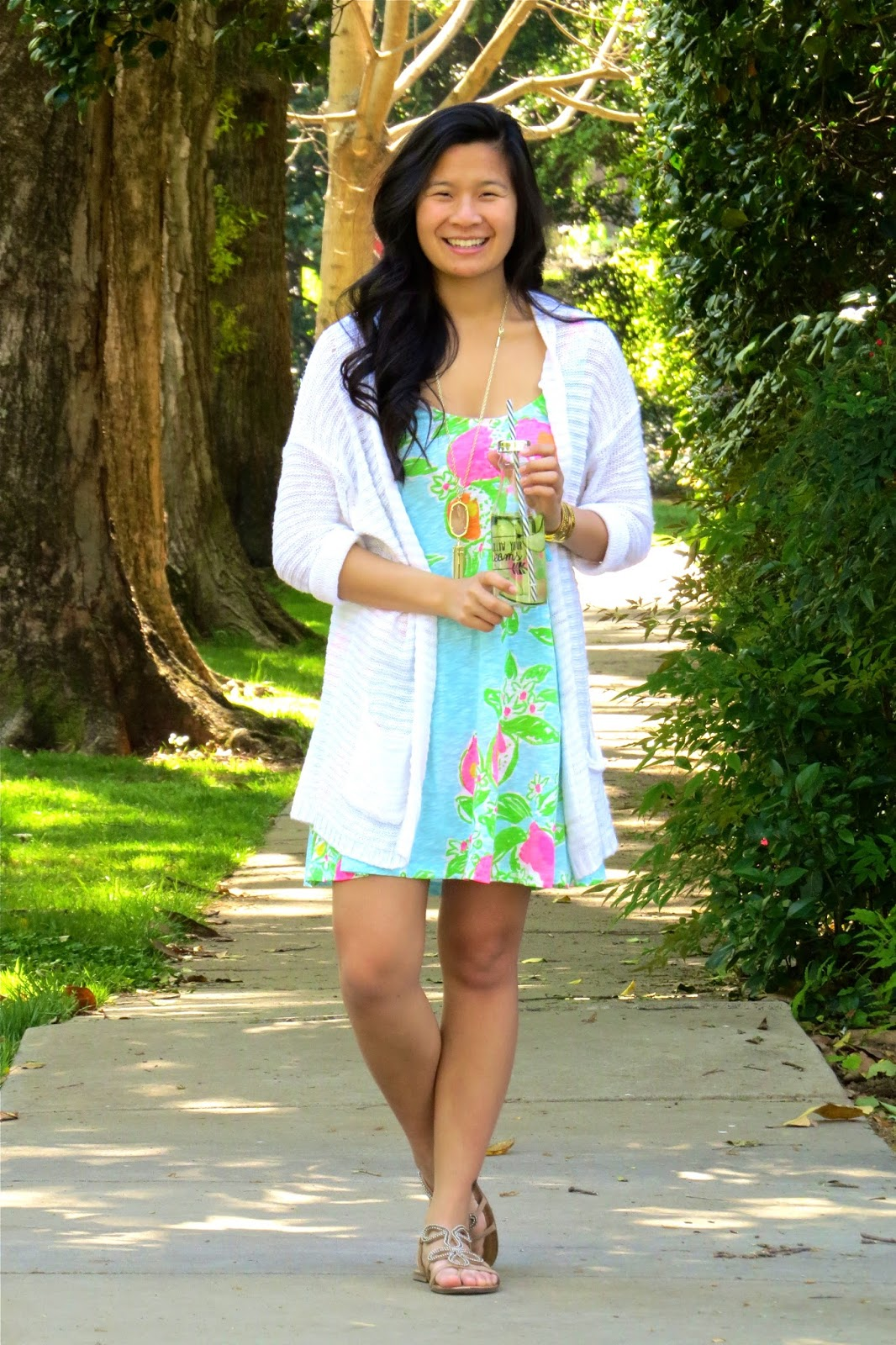 Styling_lilly_pulitzer_dress