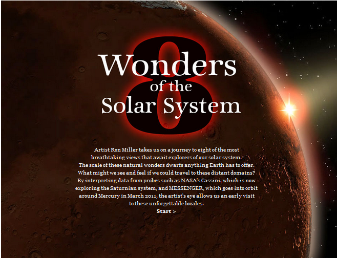 Wonders of the Solar System (page 3) - Pics about space