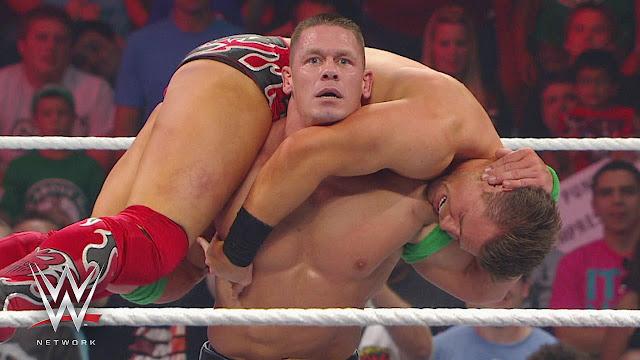 John Cena Vs Miz Payback 2017 Predictions