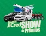 Promoção Credisis Jicred 2019 Show de Prêmios - Aniversário 20 Anos