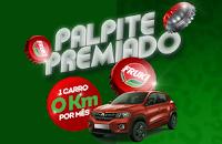 Promoção Palpite Premiado Fruki palpitepremiadofruki.com.br