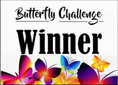 Winner at Butterfly Challenge #75