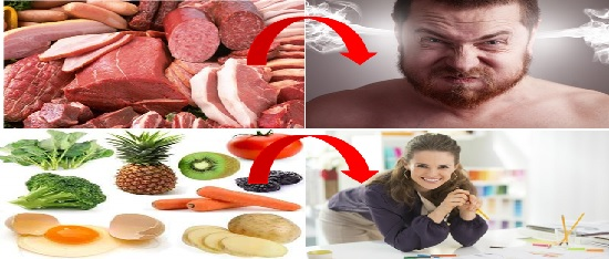 Relación entre las emociones y la alimentación