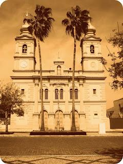 Igreja Matriz de Bagé.