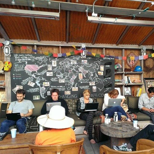The Tasting Kitchen: Top Chef Trail: Tasting Kitchen Venice Beach