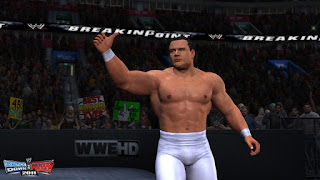 WWR Smackdown Vs Raw Free Download For PC