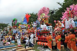 Tomabechi Festival  とまべちまつり 南部町 Matsuri Nanbu Town