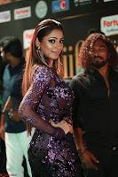 Shilpi Sharma looks Glamorous in Transparent Purple Glittering Gown at IIFA Utsavam Awards 027.JPG