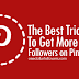 Buy 1000 Pinterest Followers [Guaranteed]