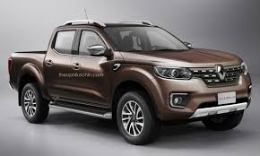 Pick-up Renault Alaskan nuovo concept globale