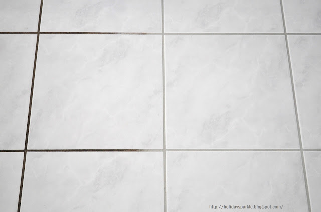 Clean White Grout On Tile Floors