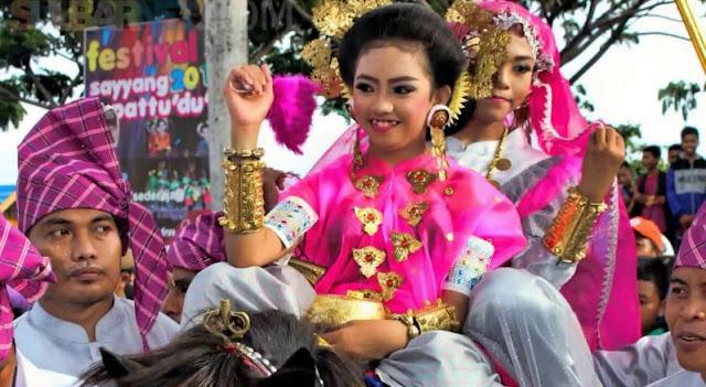 Uniknya Suku Mandar Mamuju dan Majene di Sulawesi