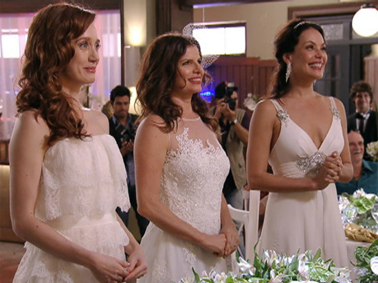 Felizes para sempre - Um blog sobre casamentos: Penteado