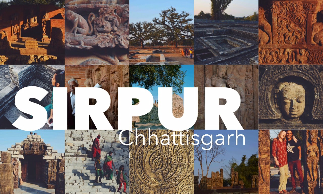 Sirpur Chhattisgarh travel tourism places to see
