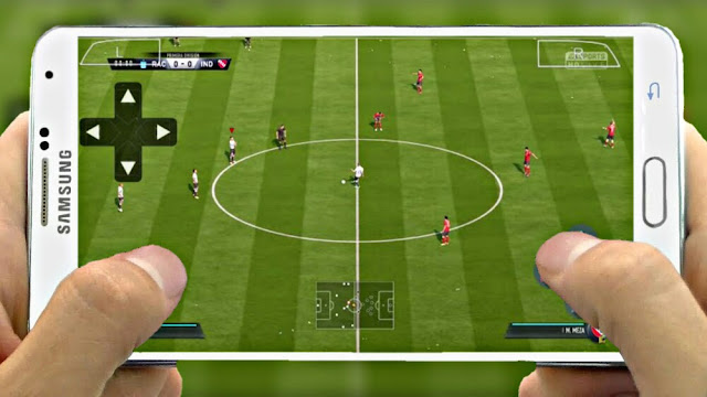 PES 2019 Lite Android 500 Mb Best Graphics HD Offline