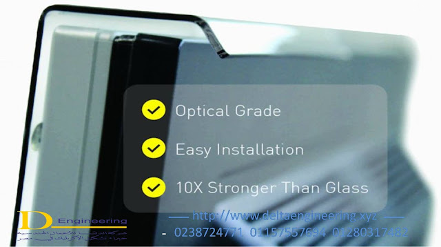 واقي حماية شاشة البلازما وال led ,lcd المصنوع من الاكريليك