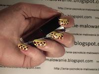 malowanie paznokci lakierem