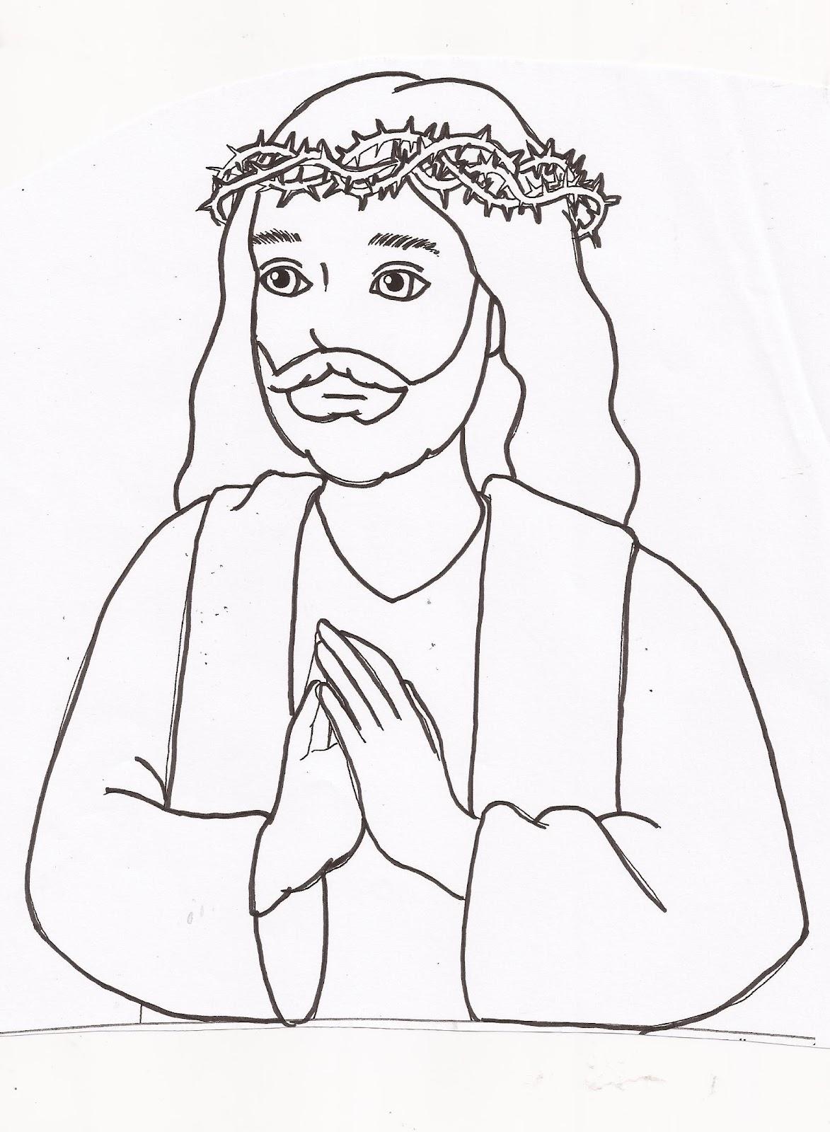 Studiamando liberamente la settimana santa preparativi e for Angeli per bambini da colorare