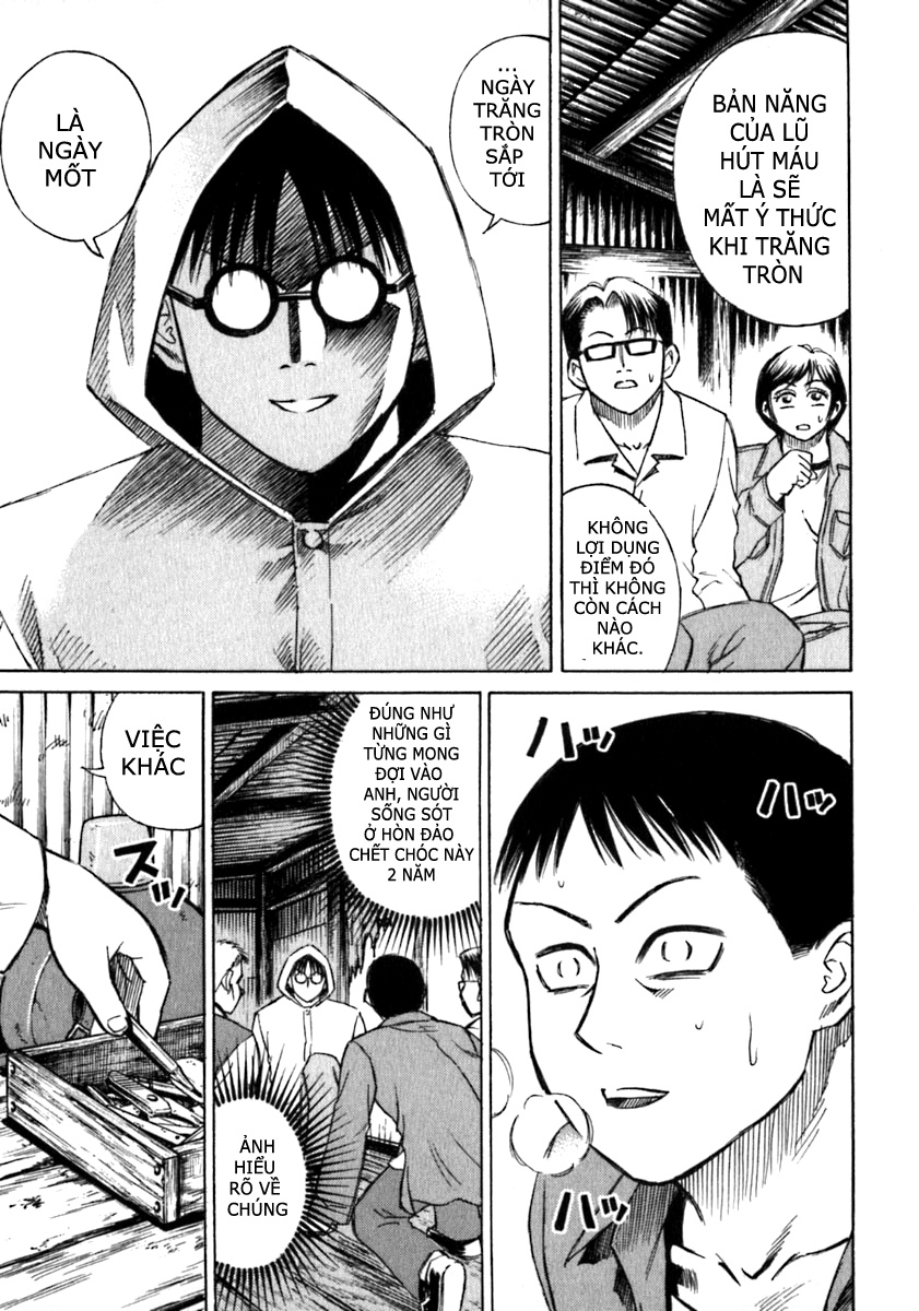 Higanjima chapter 27 trang 15