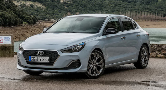 Order The New Hyundai i30 Fastback From £20,305 In UK