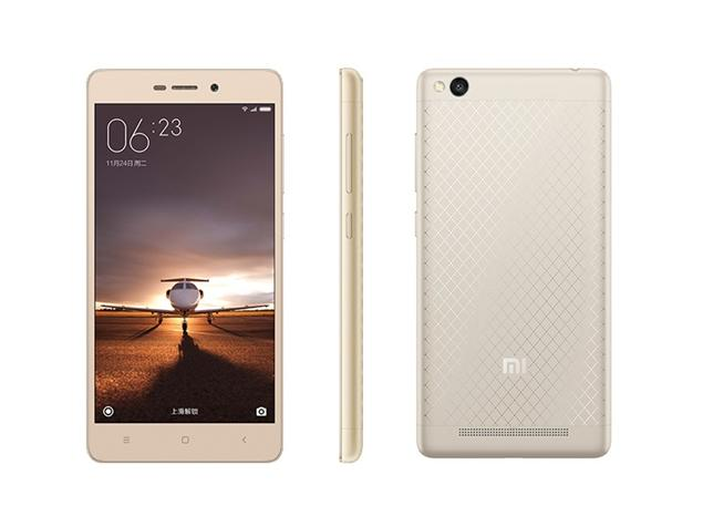 Xiaomi's New Released Smartphones Redmi 3S & Redmi 3S Prime