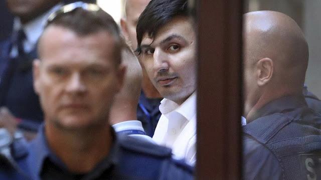 Ενοχος για 6 δολοφονίες στη Μελβούρνη ο ελληνικής καταγωγής Τζέιμς Γκαργκασούλας (βίντεο)