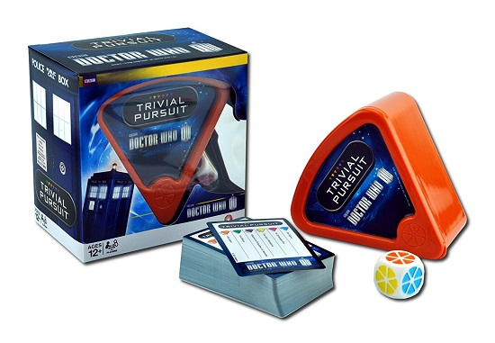 Trivial Pursuit: Doctor Who Edition