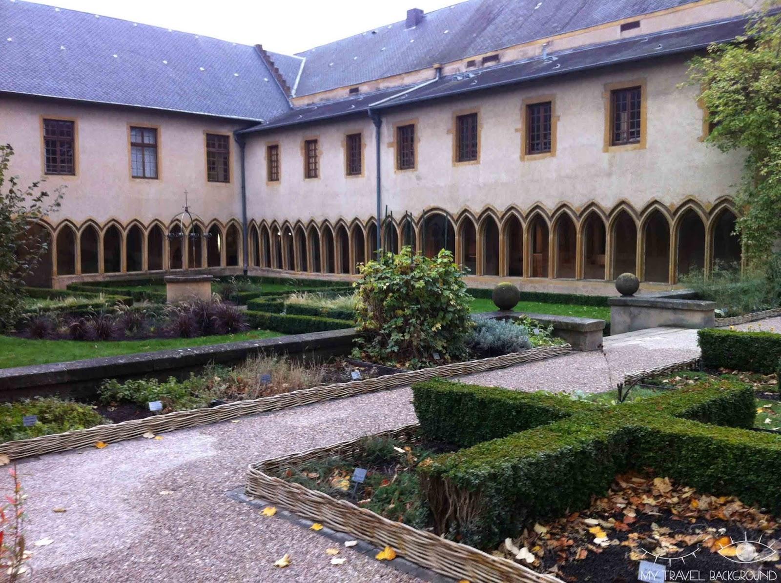 My Travel Background : 12 lieux à visiter à Metz - Cloître des Récollets