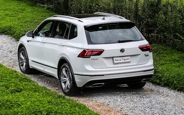 VW Tiguan AllSpace 2019 R-Line