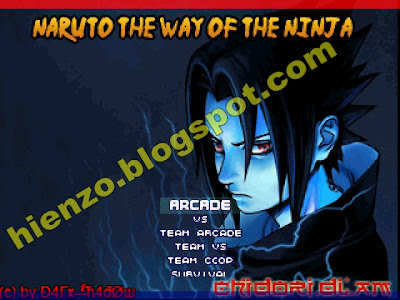 Download Game Naruto The Way Of The Ninja