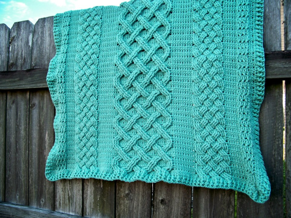 The Crochet Cabana Blog Solas Caomh