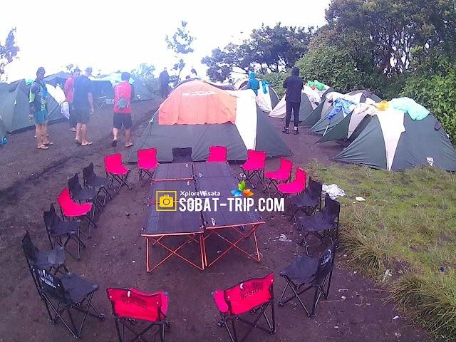 Porter Suwanting - Mendaki Merbabu Dengan Biaya Terjangkau 2H1M