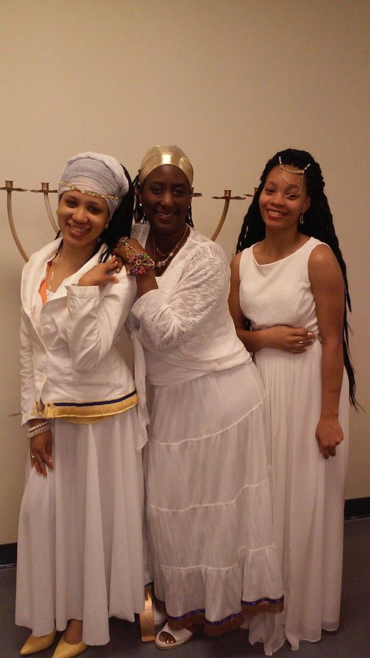 Black hebrew israelites women
