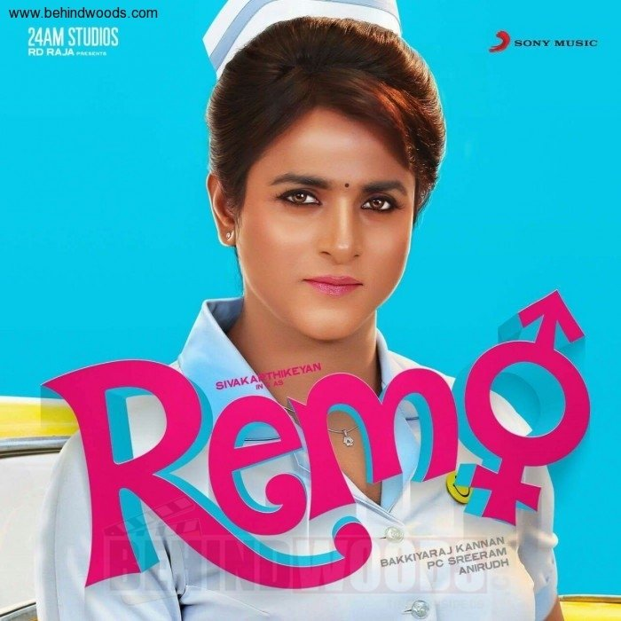 Remo - Motion Poster | Sivakarthikeyan In Nurse Getup Trending Now
