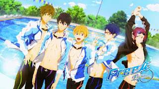 Free! 2: Eternal Summer - Episódio 01