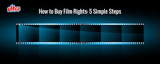 how to buy film rights