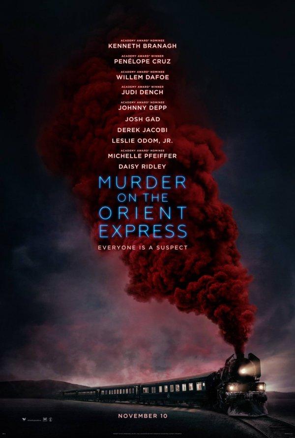 Film Murder on the Orient Express 2017