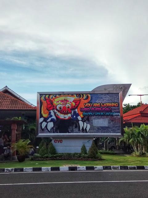 Solo Travelling di Ubud Bali Bandara DPS