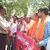 हिंदुवादी संघटन ताज मे सेकड़ों की संख्या मे भगवा पहन कर करेंगे प्रवेश