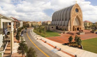 Una ciudad católica, Ave Maria, Florida, EE.UU.