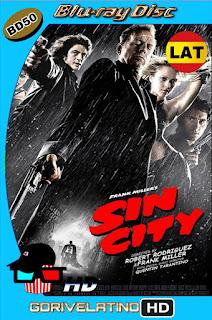 Sin City (Ciudad del Pecado) LAT (2005) Full Bluray BD50 ISO