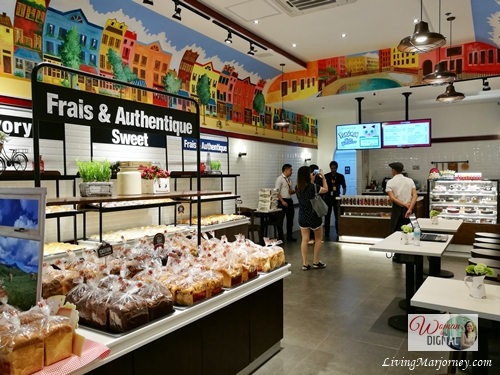 Boulangerie22 Opens in SM North