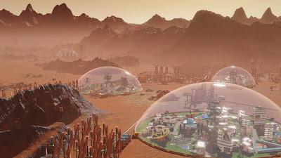 Surviving Mars Game Screenshot 13