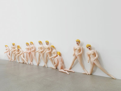 16 Inflated Sex dolls by Sturtevant