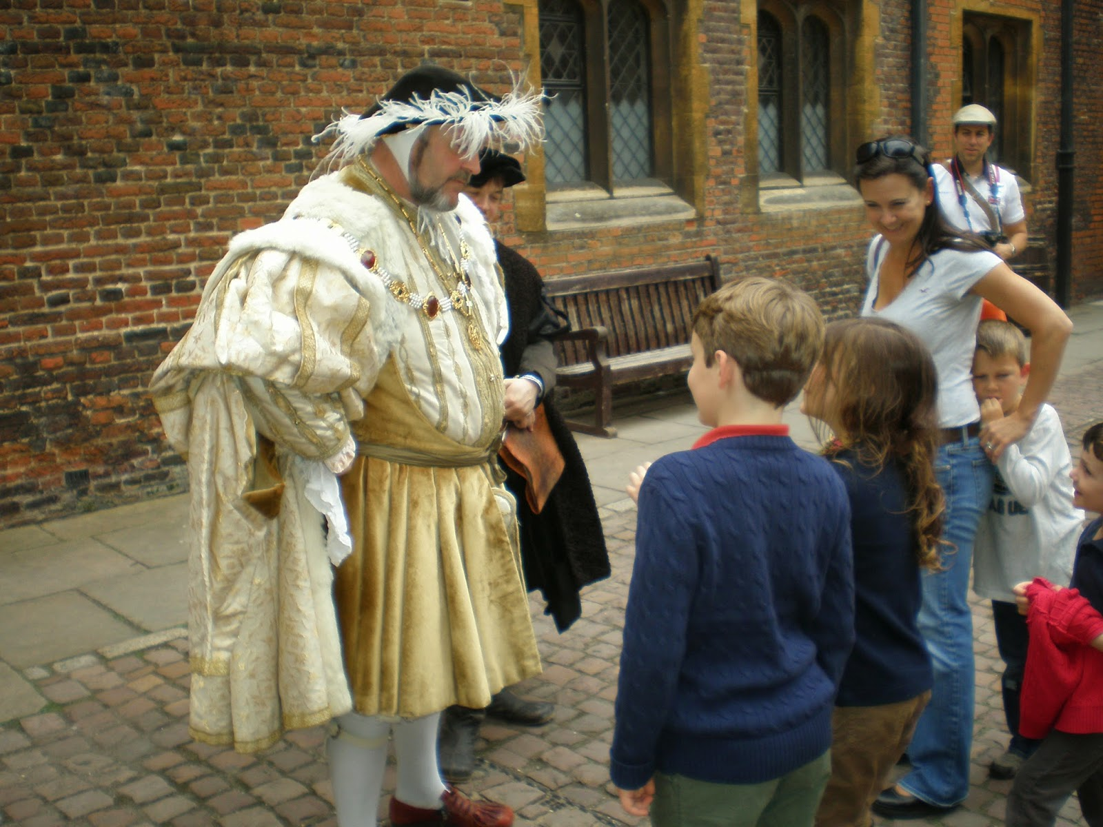 What to Do at Hampton Court Palace with Kids: Secret Rooms, Queen Victoria's Wardrobe, and a Tudor Maze
