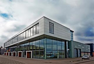 Per 1 oktober 2016, Westerparklaan Breda modern pand (bj 2007) bedrijfsruimte te huur