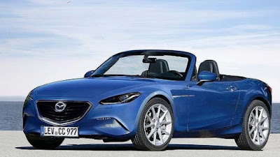 The Mazda MX-5 is sport car