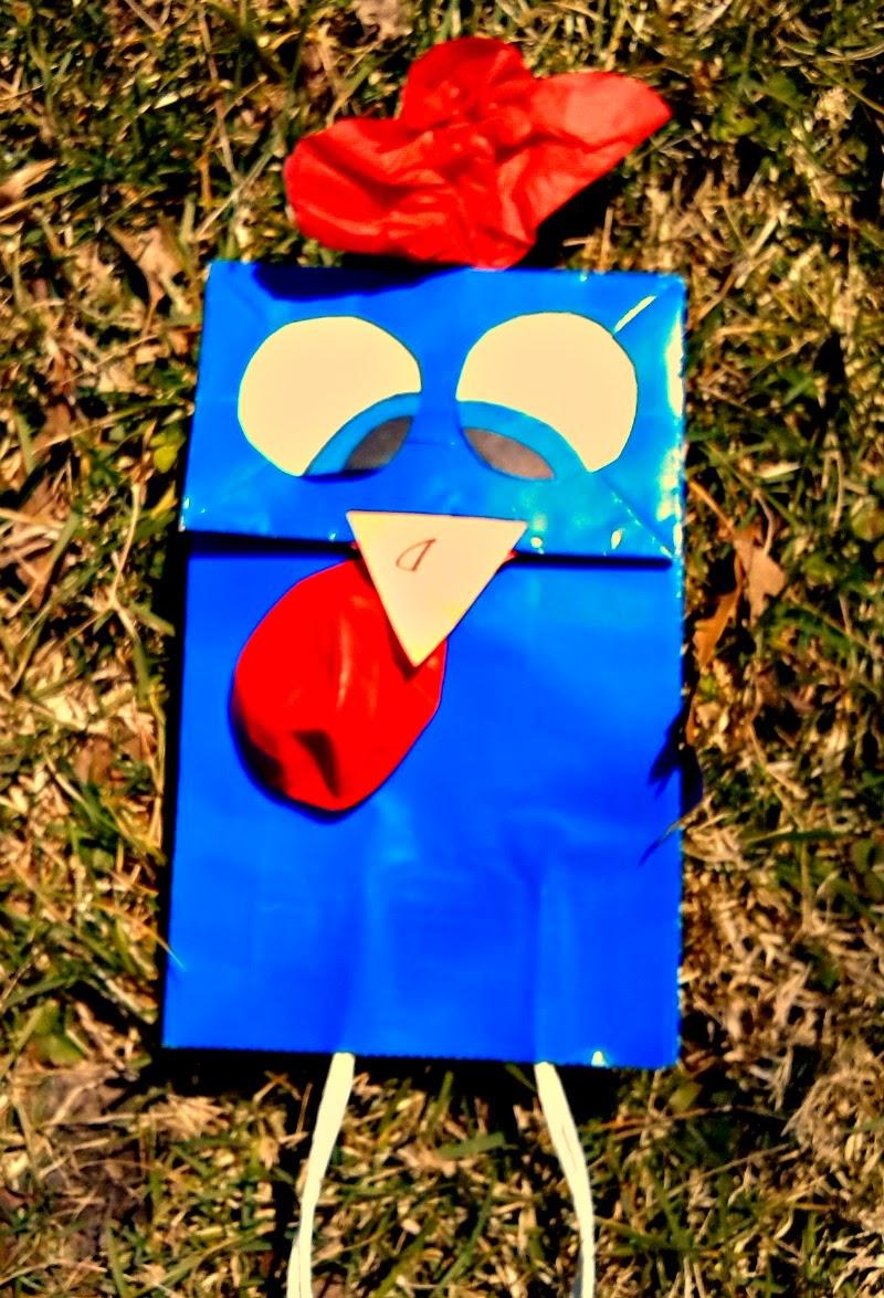 Chicken Puppets Crafts